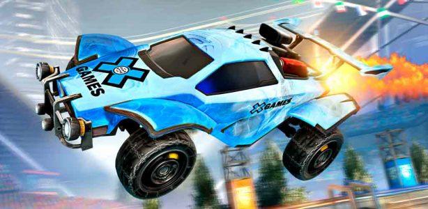 Psyonix se asocia con ESPN X Games para la colaboración X GAMES ASPEN 2021 de Rocket League