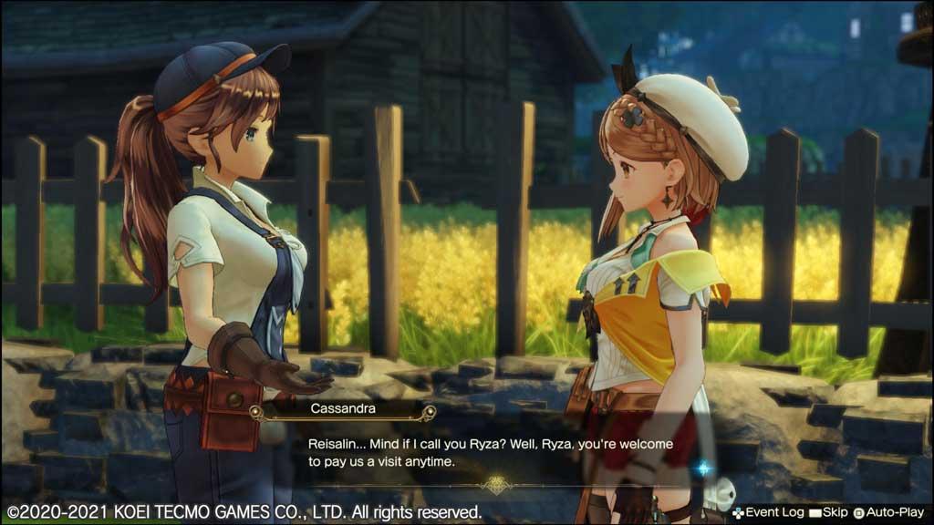 Atelier Ryza 2: Lost Legends & the Secret Fairy rev pic010