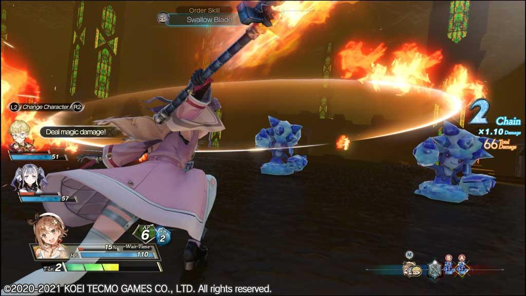 Atelier Ryza 2: Lost Legends & the Secret Fairy rev pic007