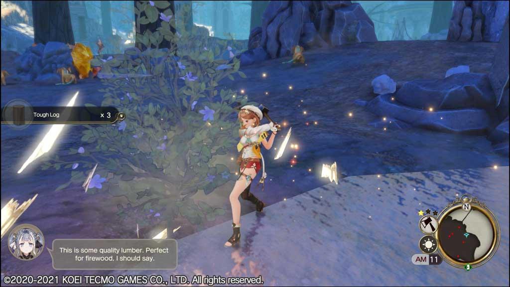 Atelier Ryza 2: Lost Legends & the Secret Fairy rev pic003