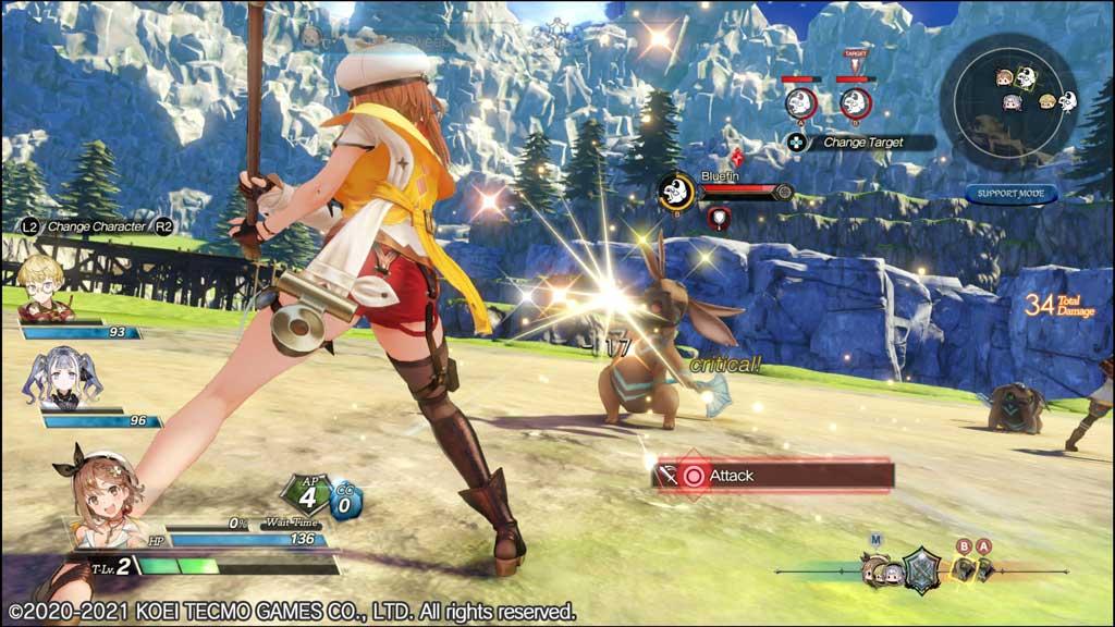 Atelier Ryza 2: Lost Legends & the Secret Fairy rev pic008