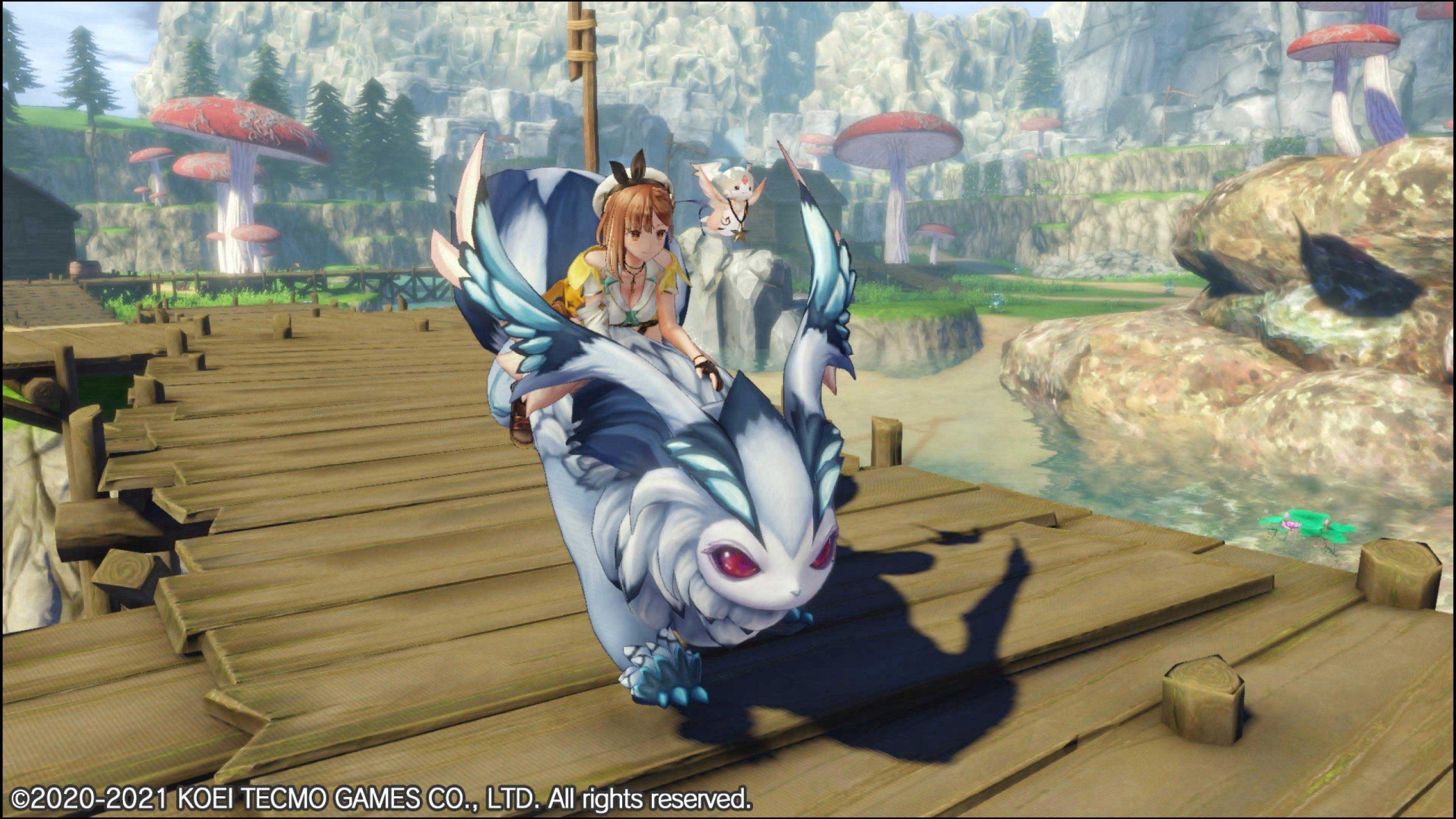 Atelier Ryza 2: Lost Legends & the Secret Fairy rev pic005