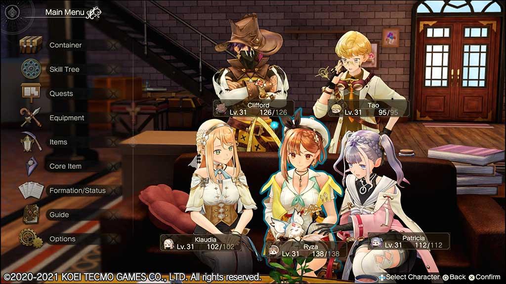Atelier Ryza 2: Lost Legends & the Secret Fairy rev pic002
