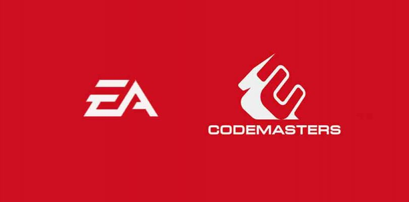 EA ha completado oficialmente la compra de Codemasters
