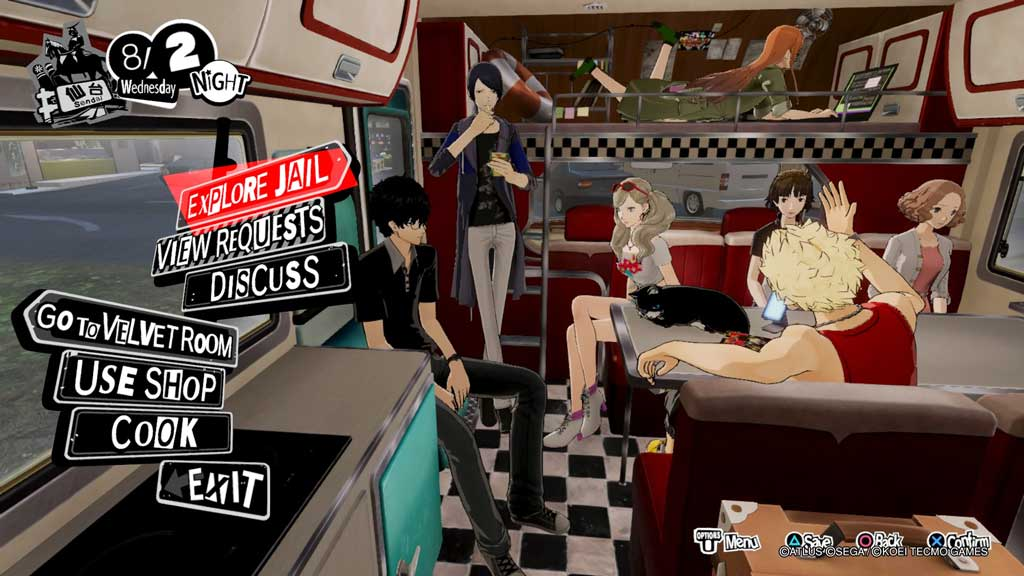 persona 5 strikers review 001