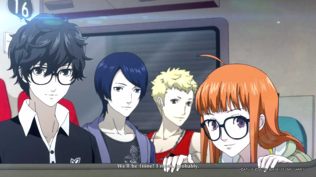 persona 5 strikers review 009