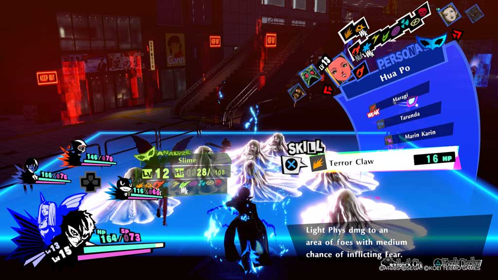 persona 5 strikers review 003