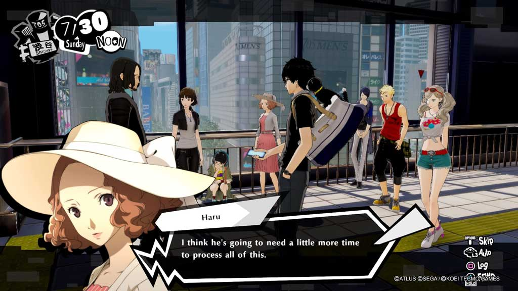 Persona 5 strikers review 002