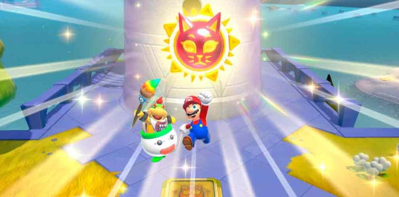 El lanzamiento de Super Mario 3D World + Bowser's Fury fue casi tres veces mejor que el original