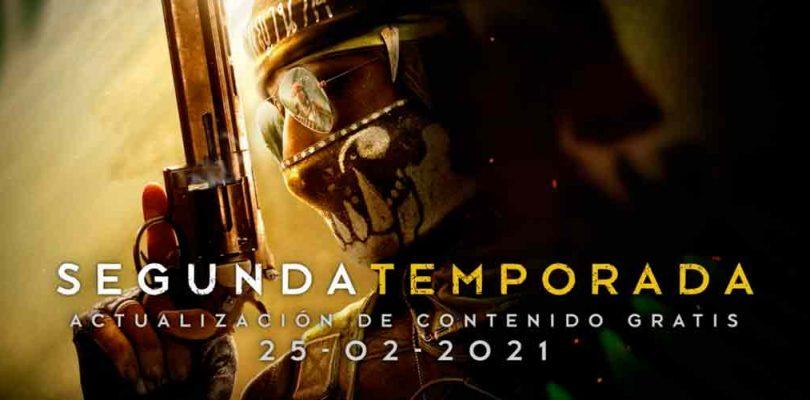 Call of Duty: Black Ops Cold War & Warzone – Tráiler Cinemático de la Temporada Dos