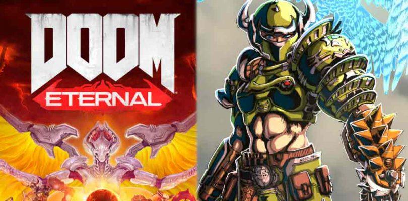 Doom Eternal: ¿Veríamos a una protagonista mujer en la franquicia?