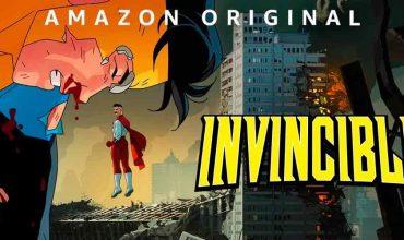 Amazon Prime Video estrena el tráiler oficial de INVINCIBLE