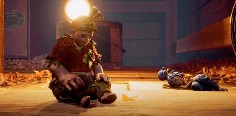 It Takes Two: Nuevo tráiler gameplay muestra muchos detalles del juego