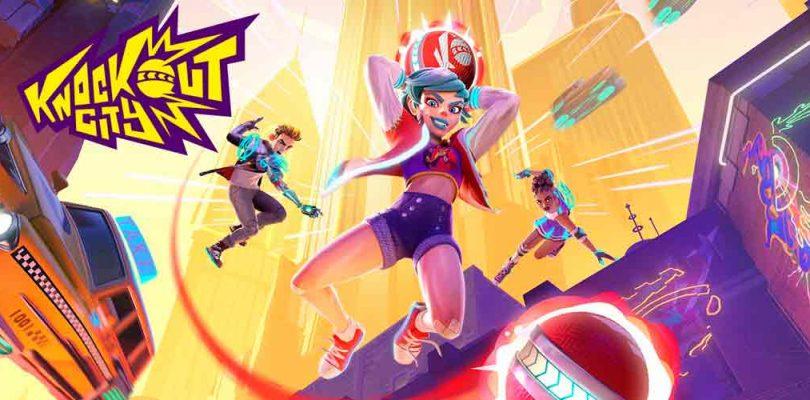 Knockout City es un título multijugador inspirado en el dodgeball