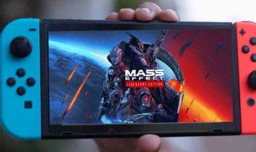 EA insinúa un posible port para Switch de Mass Effect: Legendary Edition