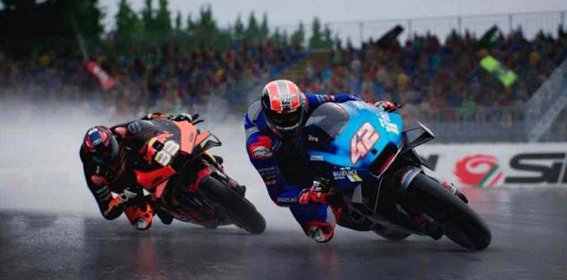 MotoGP 21 llegará a tolo lo grande a PC y consolas en abril