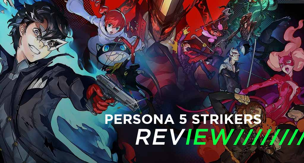 persona 5 review destacada