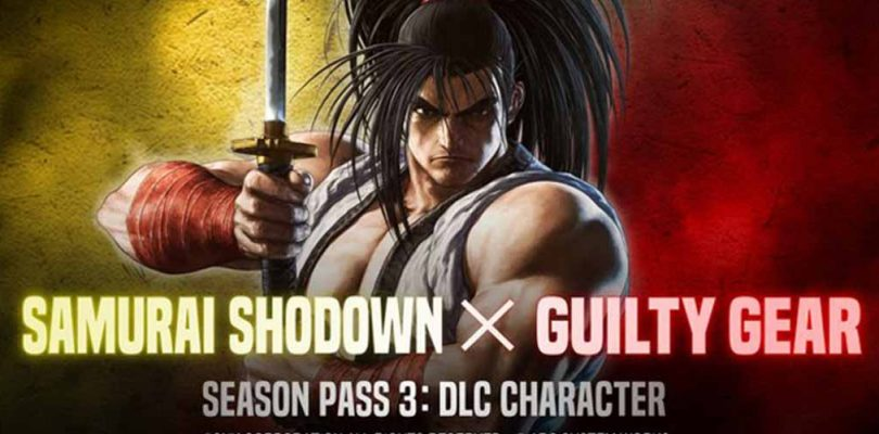 samurai shodown guilty gear