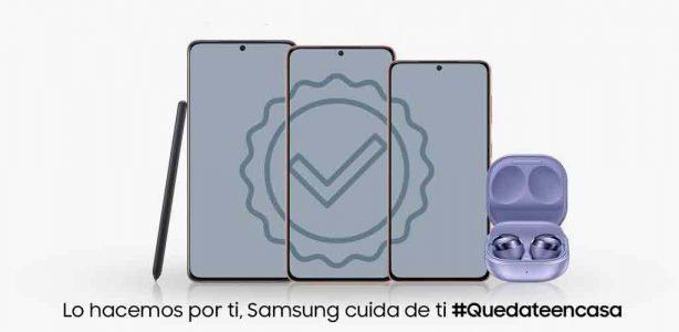 Conoce los servicios a distancia que Samsung ofrece a sus clientes