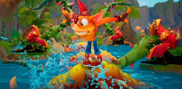 """Activision dice que Toys For Bob """"seguirá apoyando"""" a Crash 4 y niega despidos"""