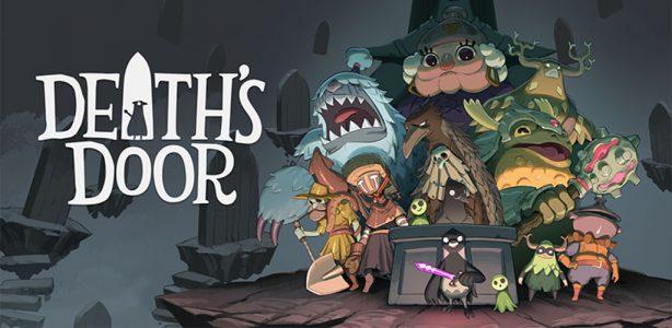death's door anuncio