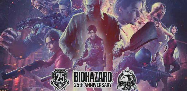 Resident Evil cumple hoy 25 años y Capcom organizará un evento en abril