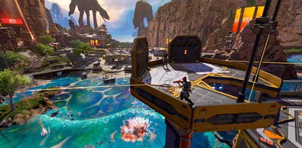 Apex Legends supera los 198.000 jugadores simultáneos en Steam