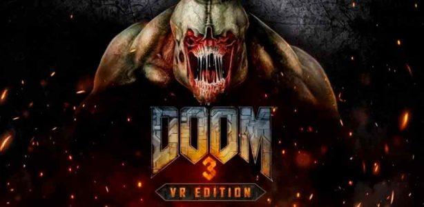 Doom 3: VR Edition revelado para PlayStation VR y saldría este mes