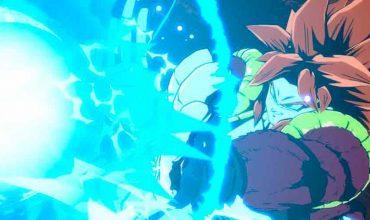Gogeta SSJ4 ya está disponible para Dragon Ball FighterZ