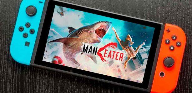 Maneater surfea hacia Nintendo Switch en mayo