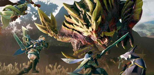 Monster Hunter Rise: Nuevo parche ya disponible, y el 2.0 añadirá más en abril
