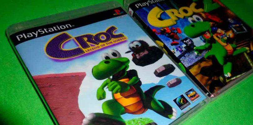 Un Croc 3 estuvo en la mira y habría sido bastante distinto a sus primeros juegos