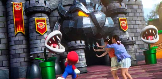 Se inaugura oficialmente el Super Nintendo World