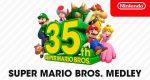 Los productos del 35º aniversario de Mario se irán pronto