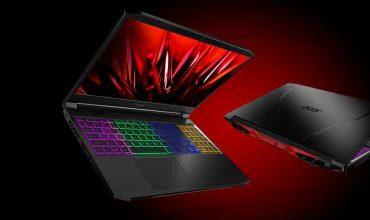 La Nitro 5 de Acer, la primera en el país con Nvidia GeForce RTX 3060