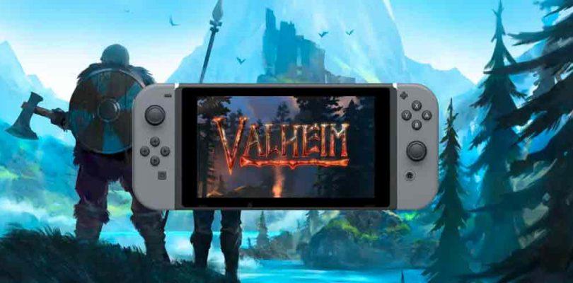 ¿Te gustaría ver Valheim en Switch? ¡Un estudio quiere hacer el port!