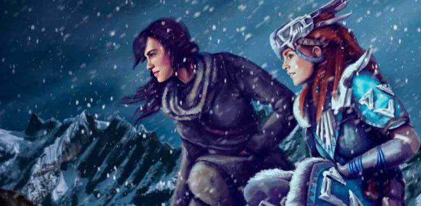 Parece que Aloy de Horizon luchará junto a Lara Croft en Fortnite