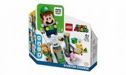 LEGO Super Mario presenta el 'PACK INICIAL AVENTURAS CON LUIGI'