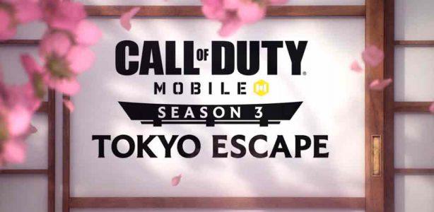 Call of Duty: Mobile ofrece a los jugadores una escapada a Tokio el viernes 16 de abril