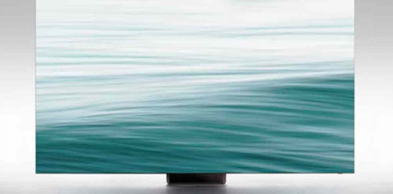 Inmersión completa: el diseño minimalista de los televisores Neo QLED 8K de Samsung