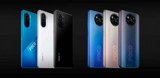 POCO lanzó en Perú sus dos teléfonos insignia: El POCO F3 y el POCO X3 Pro