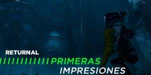 Returnal: Primeras impresiones