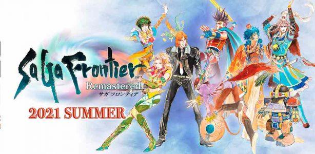 SaGa Frontier Remastered recibe un nuevo tráiler gameplay