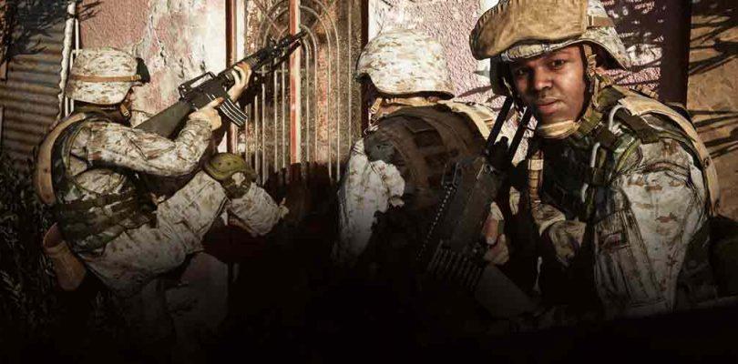 Six Days in Fallujah estuvo en desarrollo en Sony Santa Monica