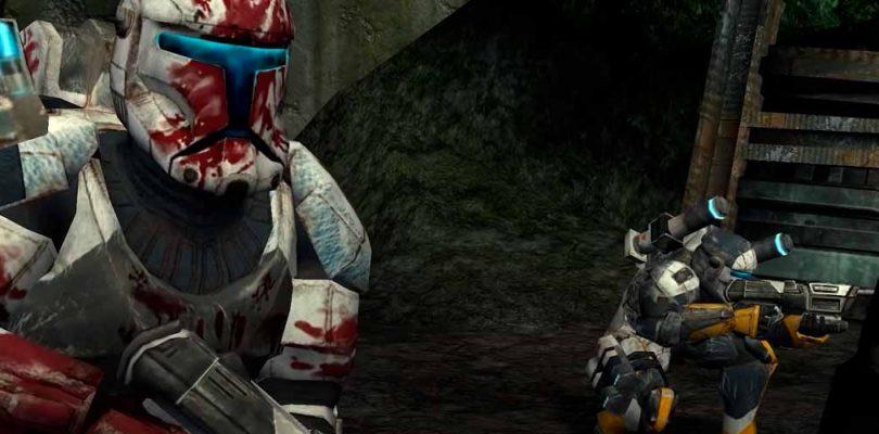 Star Wars: Republic Commando muestra su tráiler de lanzamiento