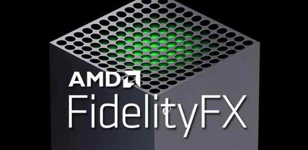 Desarrolladores tienen acceso completo a las herramientas FidelityFX de AMD en Xbox Series X y S