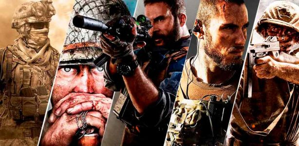 Desde octubre de 2003 se han vendido 400 millones de juegos de Call of Duty