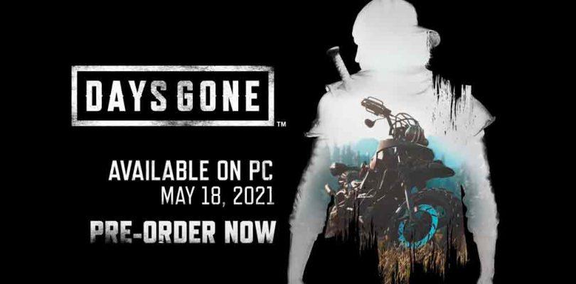 Days Gone recibe un nuevo tráiler y fecha de lanzamiento en PC