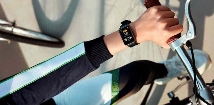 ¿Necesitas un entrenador personal? Lleva uno en la muñeca con el Huawei Watch Fit