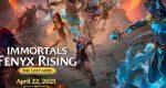 Immortals Fenyx Rising: Lanzamiento de The Lost Gods será en abril